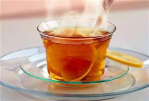home remedies hot tea